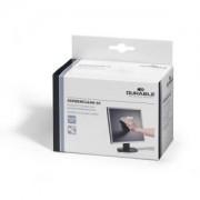 DURABLE · Hunke und Jochheim GmbH & Co. KG DURABLE Screenclean 50 Reinigungstuch, Bildschirmreinigungstücher für eine schonende und streifenfreie Reinigung, 1 Packung = 50 Stück