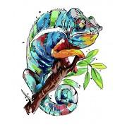 Gaira Malování podle čísel Chameleón M991319