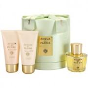 Acqua di Parma Gelsomino Nobile coffret I. Eau de Parfum 50 ml + gel de duche 50 ml + creme corporal 50 ml