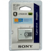 Sony NP-BK1 Type K Rechargeable Li-Ion Battery for Sony S780 S750 cameras