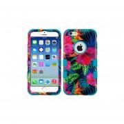 Funda Case IPhone 6 Plus Protector Uso Rudo - Hibiscus
