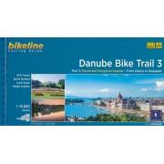 Fietsgids Bikeline Danube Bike Trail 3 (Engels - Donau Radweg) | Esterbauer