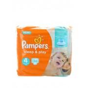 Pampers scutece Sleep&Play nr. 4 36 buc