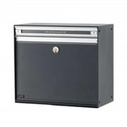 Spacious letterbox SC200, anthracite