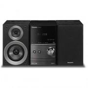 Panasonic Scpm600egk Stereo Micro C/cd Bt Mp3 Usb Black