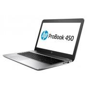 """HP Probook 450 G4 7th gen Notebook Intel Dual i3-7100U 2.40Ghz 4GB 500GB 15.6"""" WXGA HD HD620 BT Win 10 Pro"""