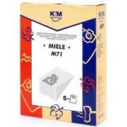 Sac aspirator Miele S 246- S 256 hartie 5X saci K and M