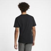 Nike T-shirt Hurley Dri-FIT Hot Spots para homem - Preto