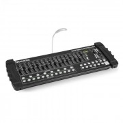 Beamz DMX384 DMX-Controller 384 canales MIDI USB (154.048)