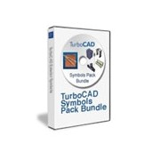 TurboCAD 3D Symbols Pack Bundle English