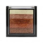 Paleta Iluminatoare Bronzanta MAKEUP REVOLUTION Shimmer Brick Rose Gold
