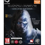 Middle-Earth: Shadow of Mordor Game of the Year ed. PC Steam CDkey / Download