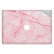 Marmer design sticker voor de MacBook Pro Retina 15.4 inch Touch Bar