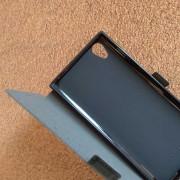 Калъф тефтер за Sony Xperia L1 черен Book Pocket