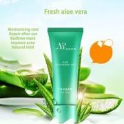40g Aloe Vera Gel Skin Care Brand Face Cream Hyaluronic Acid Anti Winkle Whitening Moisturizing Sun Repair Treatment Cre