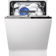 Masina de spalat vase Electrolux ESL5355LO, complet incorporabil, 13 seturi, A+++, 6 programe, 4 temperaturi, panou comanda inox negru