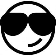Perma Stempel Holzstempel - Smile 3003