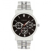 Stainless Steel Silver Men's Watch rg77