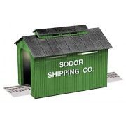 Lionel Trains Thomas and Friends Sodor Shipping Co. Train Shed