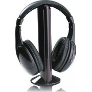 Akai Cw04 Cuffie Wireless Per Tv Cuffie Senza Fili 4 In 1 Colore Nero - Cw04