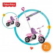Tricicletă smarTrike Fisher-Price Glee Plus 3300233 roz