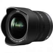 Panasonic Lumix G Vario 7-14mm f/4.0 ASPH. Ultra Wide Lens for micro 4/3 (H-F007014E)