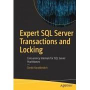 Expert SQL Server Transactions and Locking: Concurrency Internals for SQL Server Practitioners, Paperback/Dmitri Korotkevitch