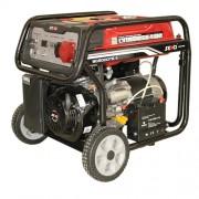 Generator de curent electric Senci SC-8000TE, 7000 W, trifazat, benzina, pornire electrica
