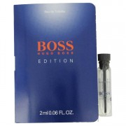 Hugo Boss In Motion Blue Vial (Sample) 0.04 oz / 1.18 mL Men's Fragrance 425855