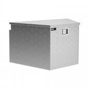 Aluminium Tool Box - 82 x 48 x 46 cm - 150 L