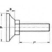 plastový šroub M12x120 JT 48-B