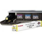 Canon Tonercartridge Canon C-EXV 28 Geel