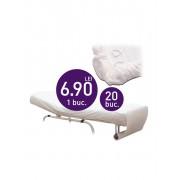 Set 20 protecții pat cosmetică TNT-PLP – Roial Italia