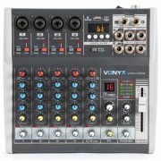 Mixer analog pasiv cu 6 canale Vonyx