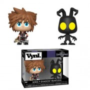 Vynl. Vynl Kingdom Hearts Sora & Heartless