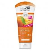 LAVERA Duschgel Bio-Orange+Bio-Sanddorn 200 ml