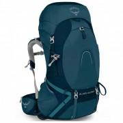 Osprey - Women's Aura AG 50 - Sac à dos trek & randonnée taille 50 l - S, bleu/noir