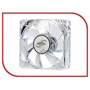 Вентилятор DeepCool XFAN 80L/B 80x80x25mm LED