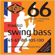 Rotosound Swingbass RS665LD Cuerdas bajo eléctrico