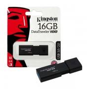 DT100G3 FLASH DRIVE USB 3.0 DATATRAVELER 16 GB DT100G3-DT10016GB