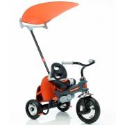 Tricicleta cu maner Italtrike Azzuro Rosie