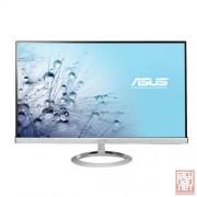 "27"" Asus MX279H, IPS LED, 16:9, 1920x1080, 5ms, 250cd/m2, 80.000.000:1, 2x3W, VGA/DVI/2xHDMI, Black"
