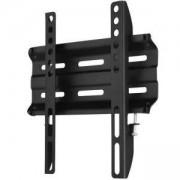 Стенна стойка за TV HAMA 118106, фиксирана, 19-48 инча, 25 кг, черна, HAMA-118106