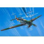 Focke Wulf Ta 152 H katonai repülő makett revell 3981