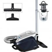 Usisavač bez vrećice Relaxx'x ProSilence Plus BGS5A300 Bosch 700 W EEK A srebrna, mornarsko plava