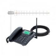 Kit Telefone Celular Rural 900 MHZ CA-900 - Aquário
