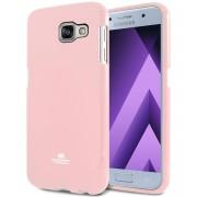 Mercury Pouzdro / kryt pro Samsung GALAXY A5 (2017) A520 - Mercury, Jelly Pink