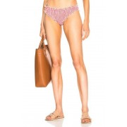 Solid & Striped Audrey Bikini Bottom in Red. - size XS (also in M,S)