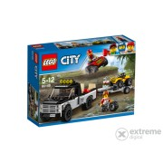 LEGO® City Great Vehicles ATV ekipa za utrke 60148