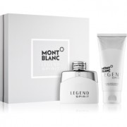 Montblanc Legend Spirit lote de regalo III. eau de toilette 50 ml + bálsamo after shave 100 ml